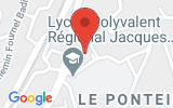 Plan Google Stage recuperation de points Antibes 06600, 26 Avenue Gaston Bourgeois