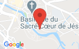 Plan Google Stage recuperation de points Paray-le-Monial 71600, 08 Avenue Jean-paul II