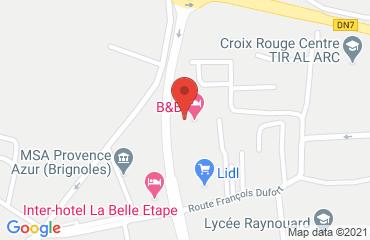 Centre d'affaire hexagone brignoles