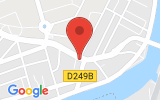 Plan Google Stage recuperation de points Villeneuve-le-Roi 94290, 41 - 43 avenue Le Foll