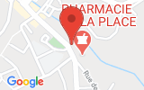 Plan Google Stage recuperation de points Les Arcs 83460, 24 Place Edouard Soldani