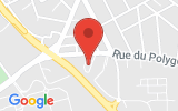 Plan Google Stage recuperation de points Le Mans 72100, 17 Rue Pointe