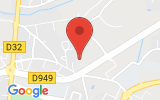 Plan Google Stage recuperation de points Les Sables-d'Olonne 85180, 48-50 Rue Eric Tabarly