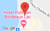 Plan Google Stage recuperation de points Bordeaux 33300, Avenue Jean Gabriel