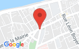 Plan Google Stage recuperation de points Tours 37000, 2 Place Sainte Anne, La Riche