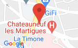 Plan Google Stage recuperation de points Marseille 13005, 107 Boulevard Sakakini