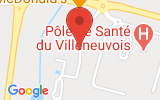 Plan Google Stage recuperation de points Villeneuve-sur-Lot 47300, Zone Commerciale Brignol Romas