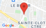 Plan Google Stage recuperation de points Sainte-Clotilde 97490, 1 Rue de la Digue