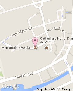 Place Monseigneur Ginisty - Verdun 55100